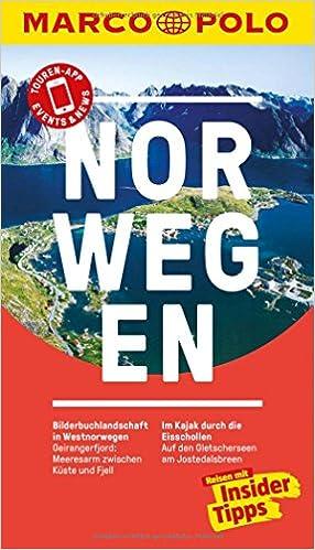 Marco Polo Reiseführer Norwegen Reisen Mit Insider Tipps Inkl