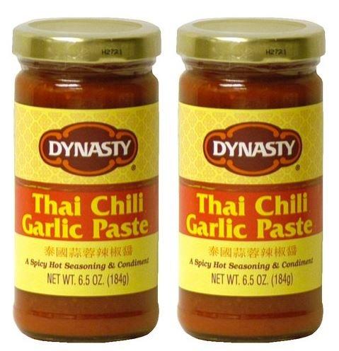 (Dynasty Thai Chili Garlic Paste 6.5 oz (Pack of)