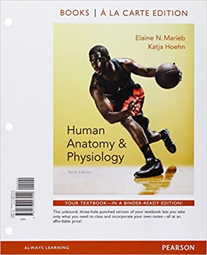 Human Anatomy & Physiology, Books a la Carte Edition and Photographic Atlas for Anatomy & Physiology (10th Edition) 10th Edition