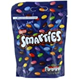 Original Smarties Pouch Bag Love to Share! Smarties Chocolate Smarties Pouch 125g- Imported from the UK England