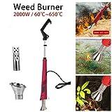 Electric Weed Burner 2000W, Weed Killer, Thermal