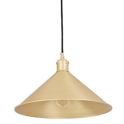 AOKARLIA Sala Lámpara De Techo Candelabro Latón Luces ...
