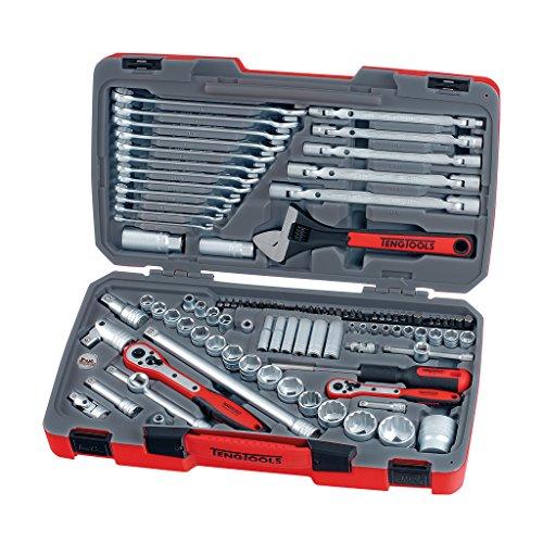 Teng Tools 106 Piece 1/4