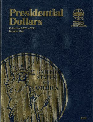 Presidential Dollars P & D Volume 2 2276 Whitman New Folder
