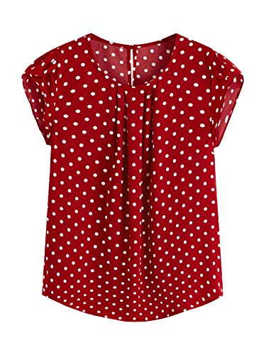 See the TOP 10 Best<br>Red And White Polka Dot Dress Womens