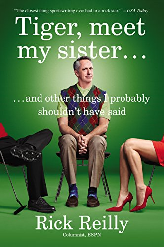 Tiger, Meet My Sister...: And Other Things I Probably Shouldn't Have - Tim Baseball Wood