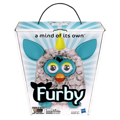 Furby (Gray/Teal) by Furby (Image #2)