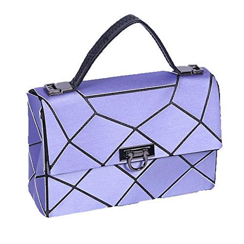 Zm-bag Lady Handbags 2018 New Shoulder Diagonal Bag Lady Cow Leather Bags Ms Big Bag Genuine Leather Blue