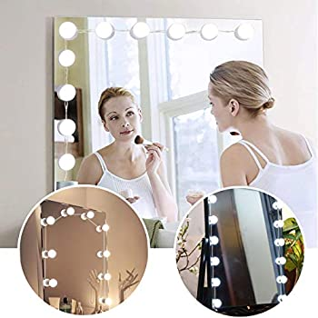 Makeup Vanity Mirror Led Lights With Touch Switch