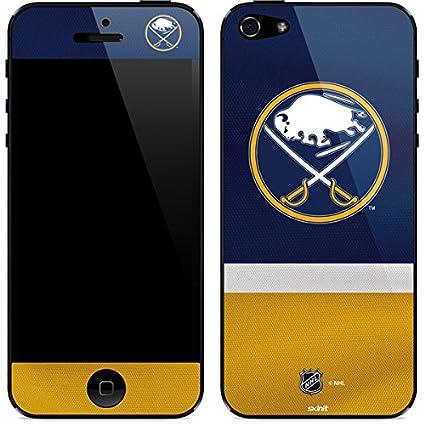 Amazon.com  NHL Buffalo Sabres iPhone 5 5s SE Skin - Buffalo Sabres ... aba4c168e