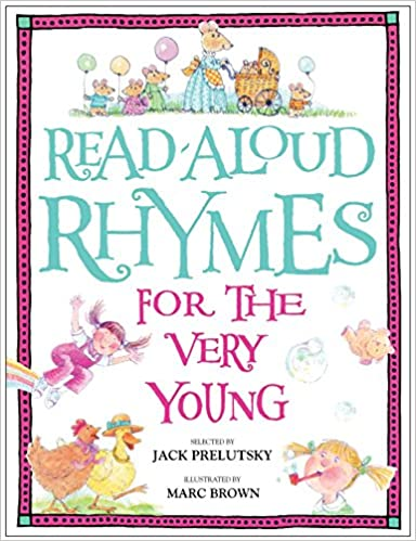 Read-aloud Rhymes For The Very Young por Marc Brown epub