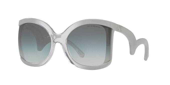 Emporio Armani Earmani 4083 Gafas de Sol, Grey Gradient ...