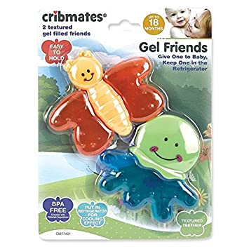 Gel Friends Cribmates Teether
