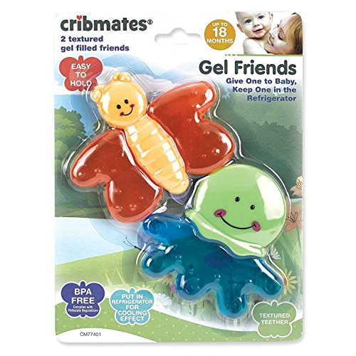 CRIBMATES SC77401 Cribmates Teether Friends product image