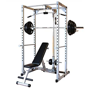 Amazon Com Body Solid Powerline Pprpack5 Power Rack