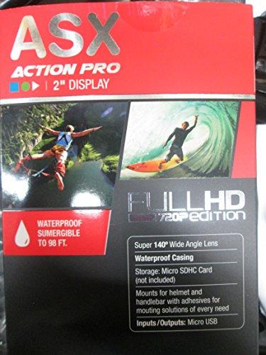 "UPC 701142831568, ASX Action Pro 2"" Display Full HD 720P Edition"