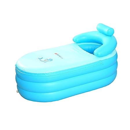 Bañera hinchable para niños adultos bañera para el hogar ...