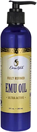 Emu Gold Ultra Active Oil, 8 Ounce