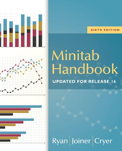 MINITAB Handbook: Update for Release