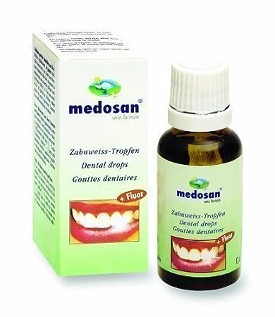 Amazon.com  Medosan Dental Drops with Fluoride (20ml) by Medosan ... 964cab0a980