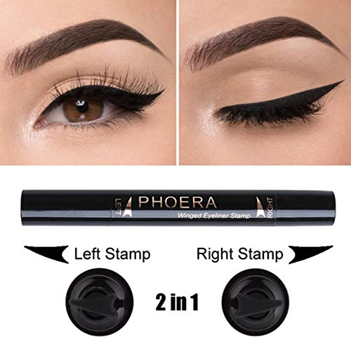 Buy liquid eyeliner for winged look