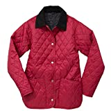 TangChuan Fashion Flight Aviator Bomber Quilted Jacket Pilot Coat For Women