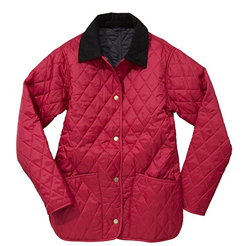 TangChuan Fashion Flight Aviator Bomber Quilted Jacket Pilot Coat For Women by TangChuan