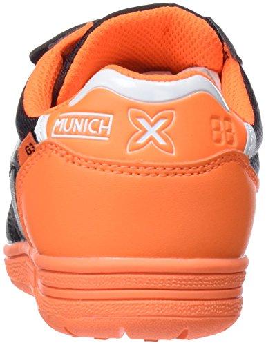 Munich Unisex-Kinder G-3 Kid VCO Indoor Fitnessschuhe, EU verschiedene Farben (799 799)