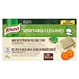 Knorr Selects™ Bouillon Cubes Vegetable 66 g