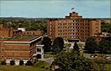 Kitchener-Waterloo Hospital in Ontario Kitchener Original Vintage Postcard