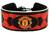 manchester united bracelet - Manchester United Team Color Soccer Bracelet
