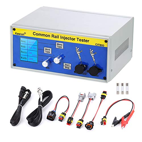 Rail Injector Tester Diesel Piezo Injector Tester electromagnetic Injector Driver Tester ()
