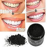 HUBEE Teeth Whitening Teeth Cleaning Teeth Care- Whitening Teeth Charcoal Powder