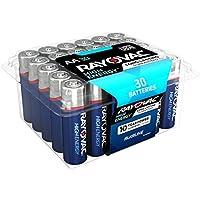 30-Pack Rayovac High Energy AA Alkaline Batteries