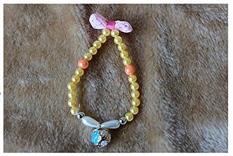 ModaTM Blyax perros gatos Collar único con fresa sonido de la campana Colgante encantador Collar del animal doméstico Color al azar de cuentas: Amazon.es: ...