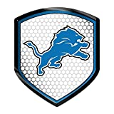 Team ProMark NFL Detroit Lions Reflector Decal