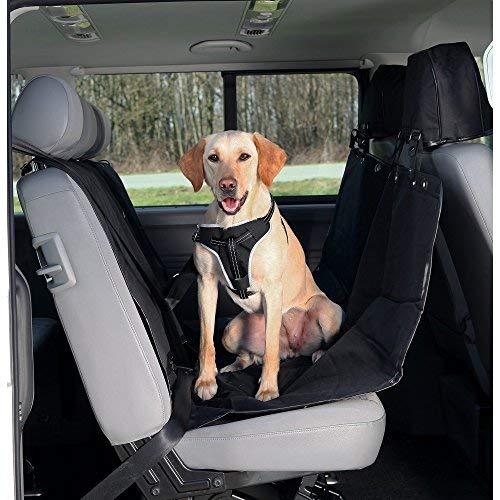 Trixie Dog Car Seat Cover (UK Size  1.45 × 1.60 m) (Black)