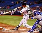 "Kevin Kiermaier Tampa Bay Rays 2014 MLB Action Photo (Size: 8"" x 10"")"