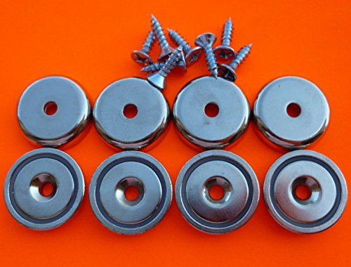 Neodymium Countersunk Strongest Magnets Applied product image