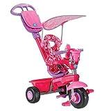 Deluxe 3-in-1 Smart Trike - Pink