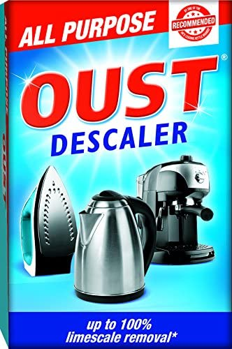 Oust - All Purpose Descaler 3x25ml [Misc.] with High Quality Guarantee: Amazon.co.uk: Kitchen & Home