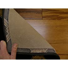 9'x12' Multiple Sizes. Durable, Reversible for hard surfaces and carpet. AREA RUG PAD. Authentic Mohawk Rug Assist II. kx27a. REVERSIBLE Rug Cushion. Premium FELT Jute padding with RUBBER backing. For hard surface floors, area rugs, runners and carpet.
