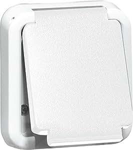 Peha interruptor de puesta a tierra lápiz B 6671,02 WAB SI sobredosis sin caja fuerte para empotrar IP54 enchufe 4010105304343