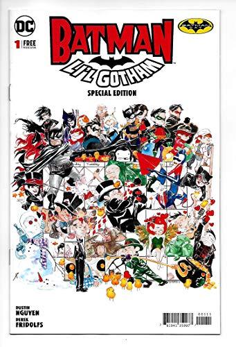 Lil Gotham #1 Batman Day Special Edition (DC, 2018) NM