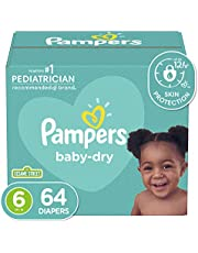 Pampers Baby Dry Diapers Super Pack(packaging may vary)