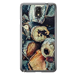 Loud Universe Samsung Galaxy S6 Edge Love Valentine Valentine 142 Transparent Edge Case - Pink/Off White