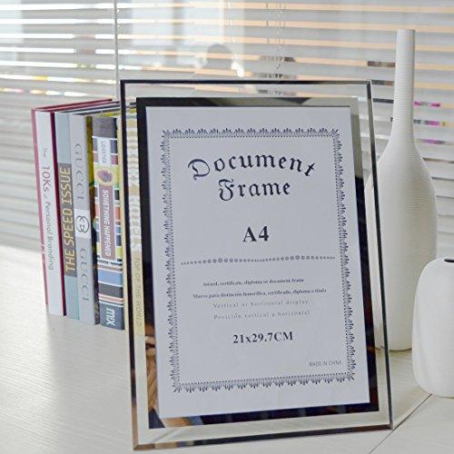 MAYMII Made to Display Certificates 8.5x11 Inch A4 Size - Import It All