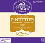 Old Mother Hubbard Crunchy Classic Snacks for Dogs, Small, P-Nuttier, 20-Pound Box, My Pet Supplies