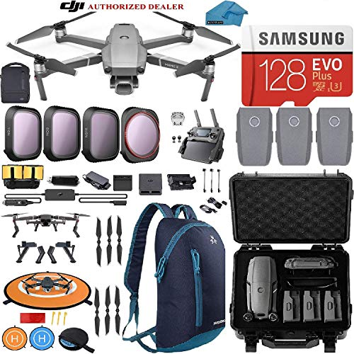 DJI Mavic 2 PRO Drone Quadcopter Fly More Combo, with for sale  Delivered anywhere in USA