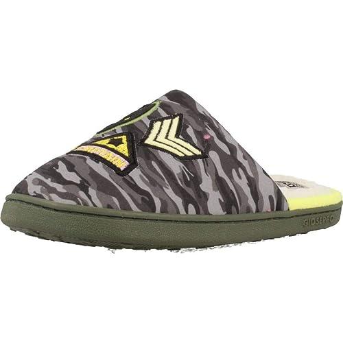 Zapatillas niños de Estar por casa, Color Gris, Marca GIOSEPPO, Modelo Zapatillas Niños De Estar por Casa GIOSEPPO 46868G Gris: Amazon.es: Zapatos y ...